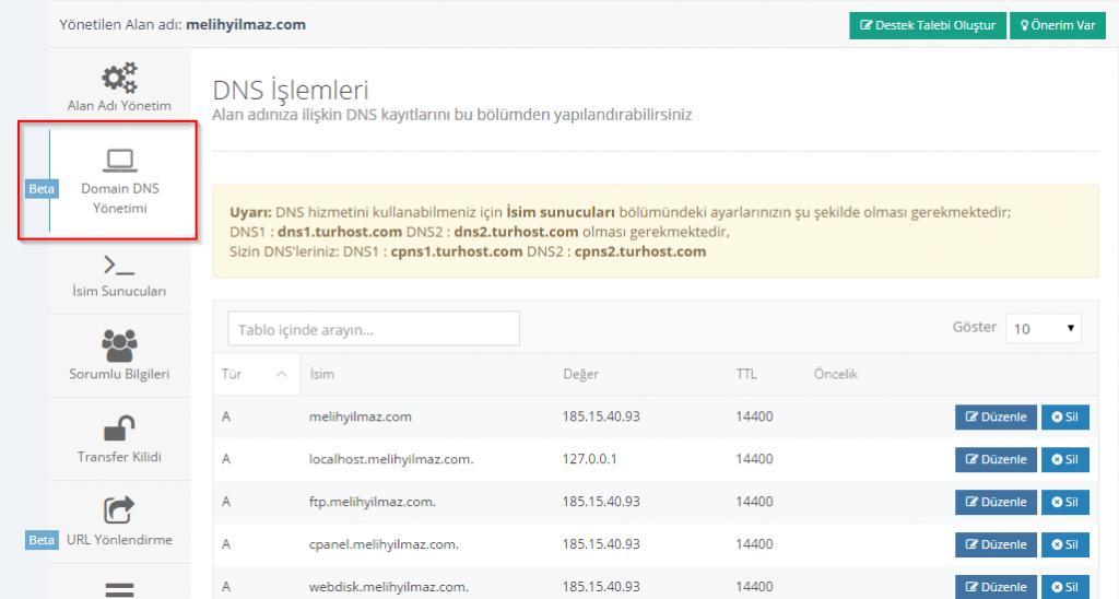 domain_dns_yonetimi