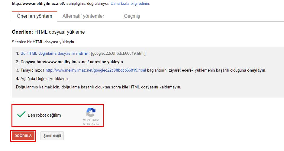 google-search-console-siite-ekleme