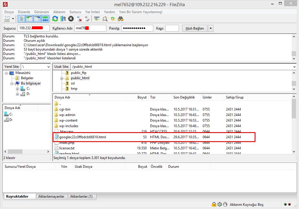 webmaster-tools-ftp-dosya-ekleme